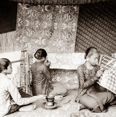 Sejarah Batik Indonesia
