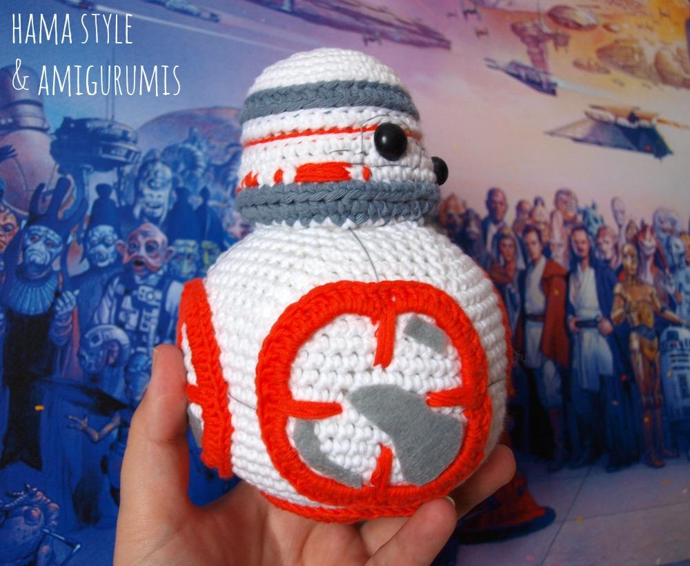 Fantástico Patrones Guerra De Las Galaxias Sombrero De Crochet Libre ...