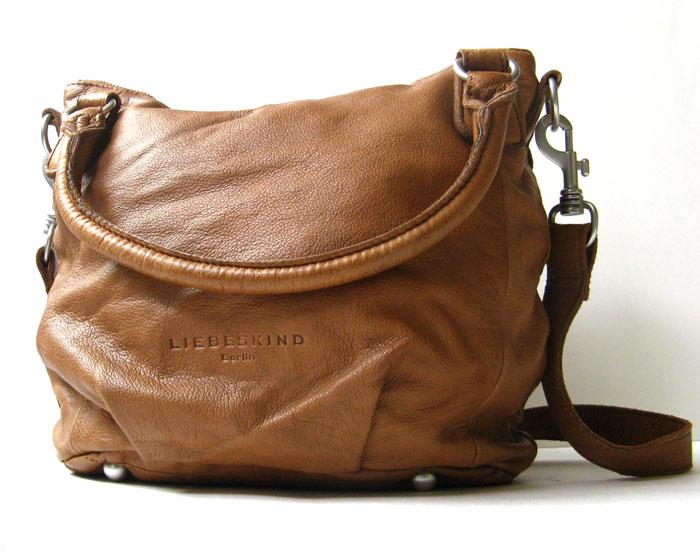 Good Closet: LIEBESKIND HANDBAG CHLOE HANDBAG BROWN LEATHER BAG