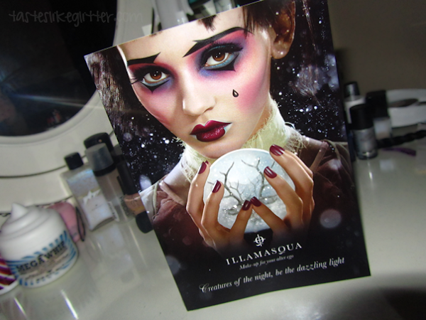 Illamasqua, You're Doing It Right.