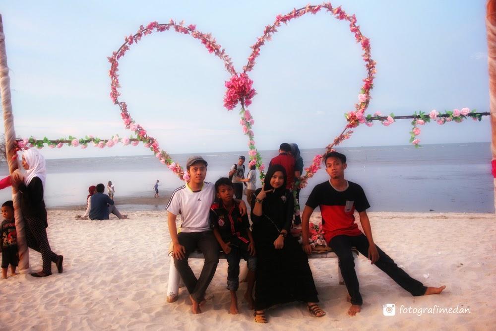 romance bay medan sumatera utara fotografi medan