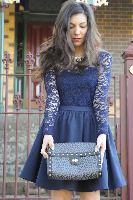 Lace, lace & more lace!