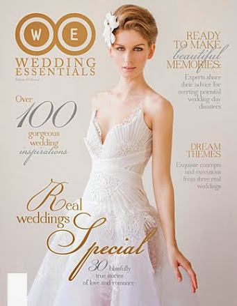 PRESS FEATURE: WEDDING ESSENTIALS