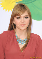 Aimee Teegarden Nickelodeon's 24th Annual Kids' Choice Awards at Galen Center