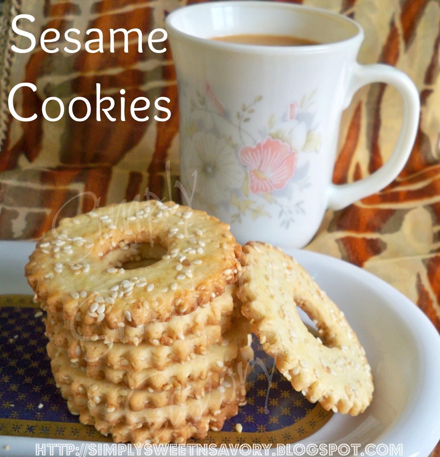 how to make sesame flour