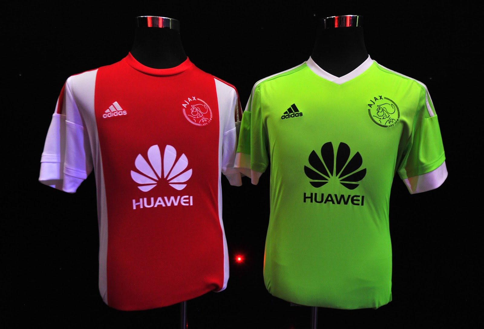 bb277d960 The Ajax Cape Town sponsorship announced last year was the first such deal  in South Africa for the global smartphone brand. The team will don its new  kit ...