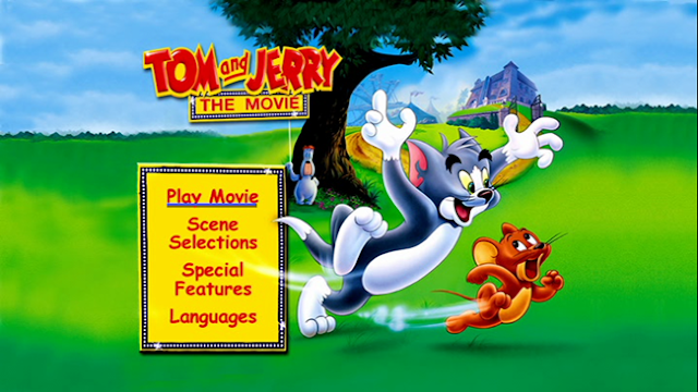Tom Y Jerry La Pelicula [DVDR Menu Full] Español Latino [ISO] NTSC