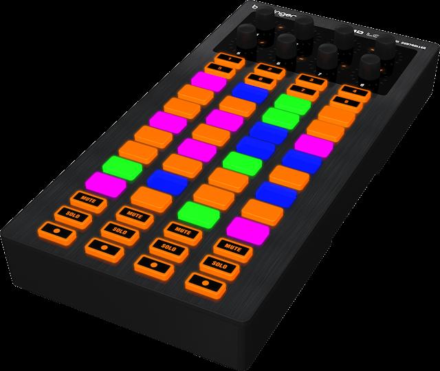 Controlador Behringer CMD LC-1