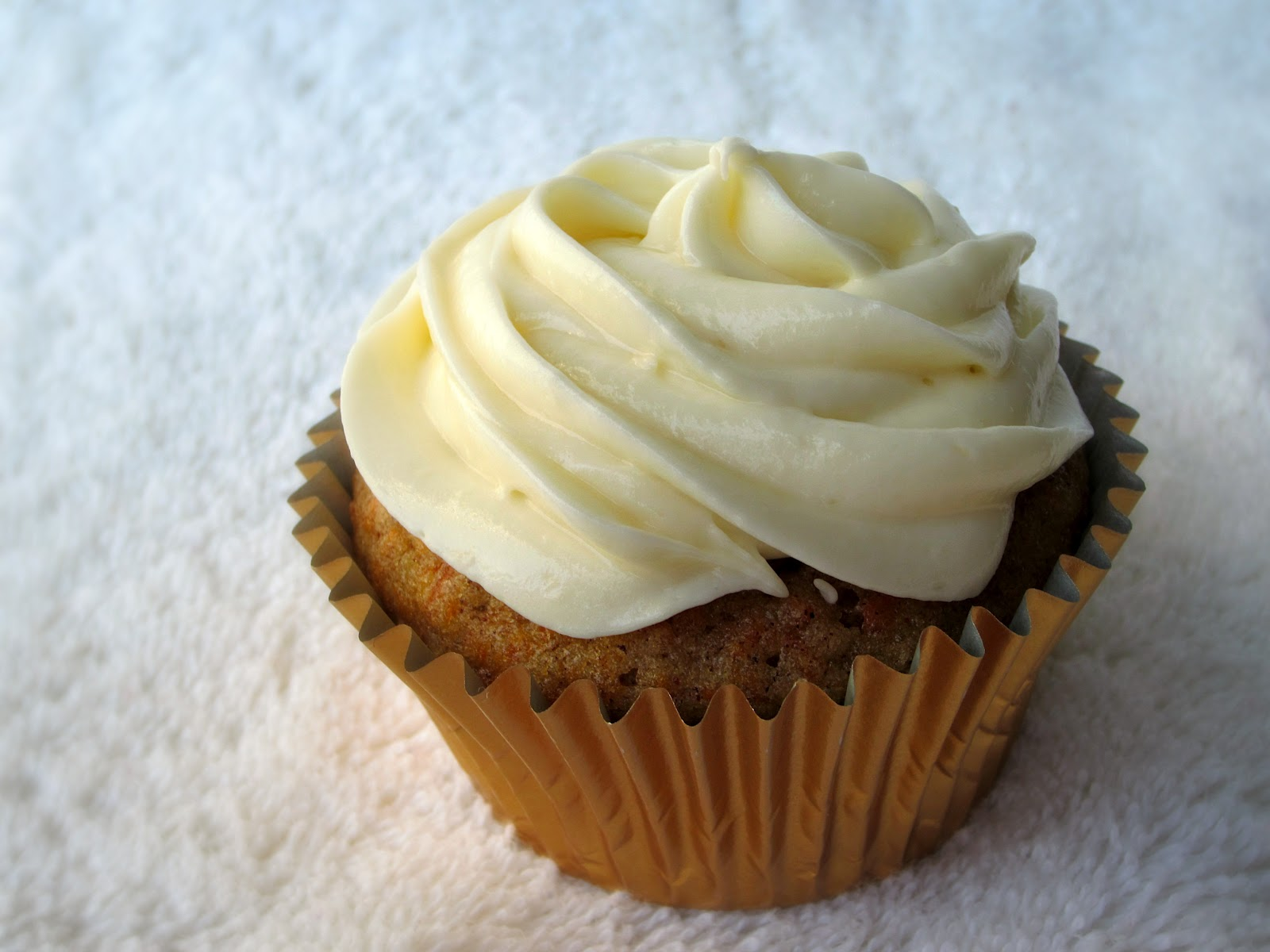 Sugarcoated: Carrot Cake Cupcakes