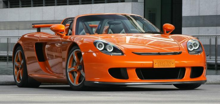 fast fun cars porsche carrera gt. Black Bedroom Furniture Sets. Home Design Ideas
