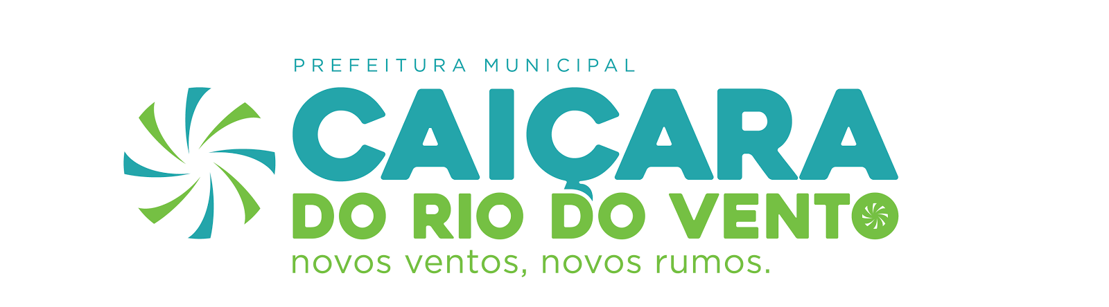 LOGOMARCA PREFEITURA DE CAIÇARA DO RIO DO VENTO RN