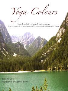 Yoga Colours. Seminari di approfondimento.
