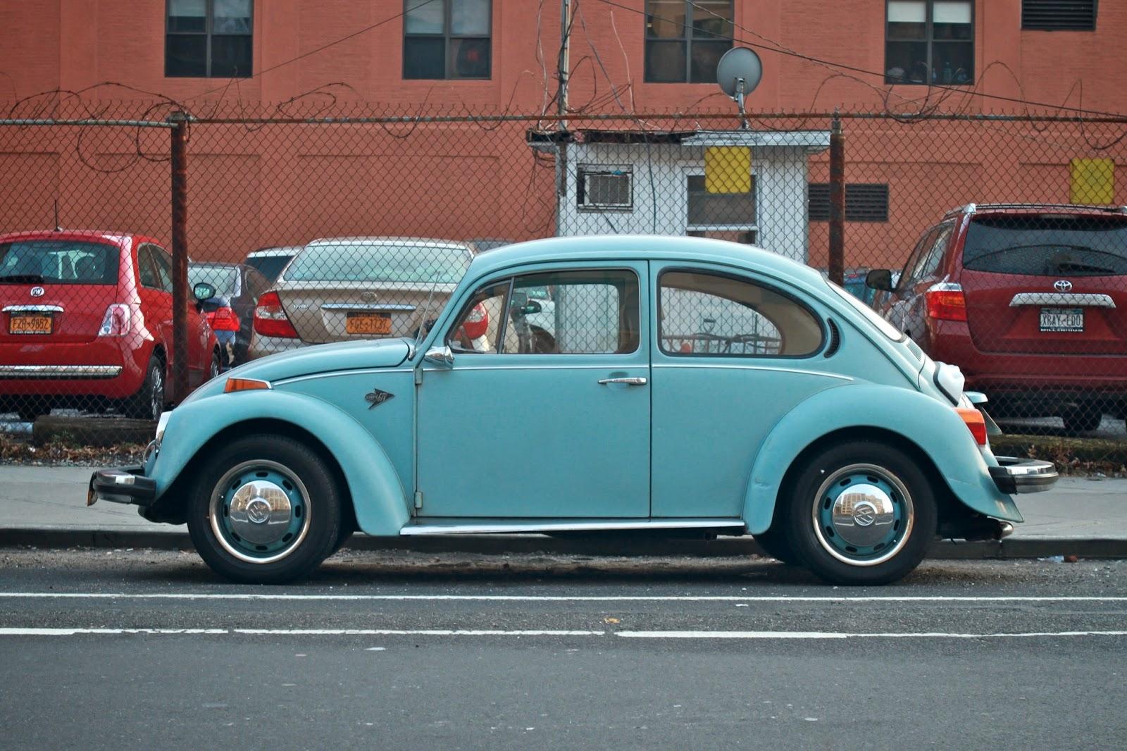 THE STREET PEEP: 1974 Volkswagen Beetle