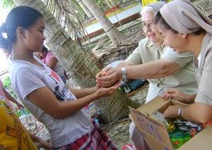 Domund ayuda a los misioneros españoles en Misiones