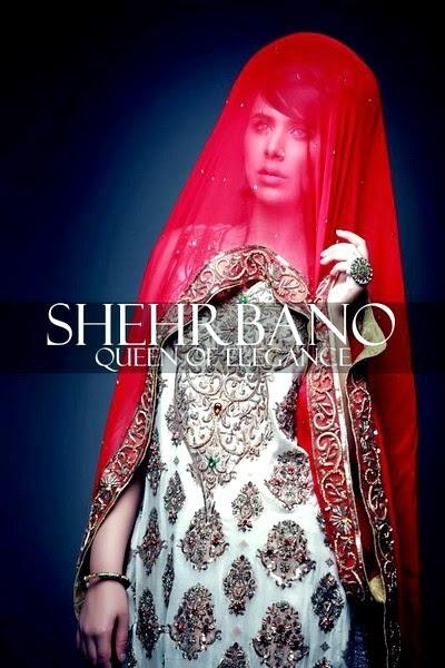 Latest Pakistani Bridal Wear