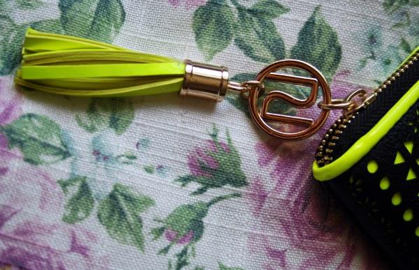 River island, fashion blog, river island purse, lime green purse