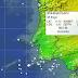 Minho: Sismo de magnitude 3 na escala de Richter sentido no distrito de Braga, Vila Verde também sentiu este sismo (c/vídeo)