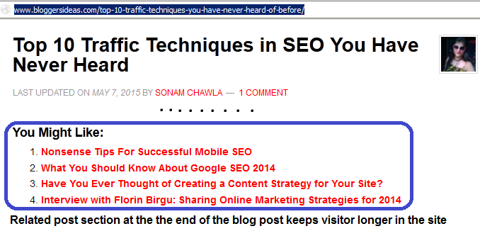 related-post-section-at-the-end-of-blog-post-to-get-more-blog-traffic