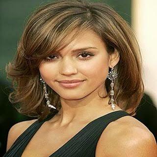 latest hairstyle medium length hairstyles for thin hair ideas