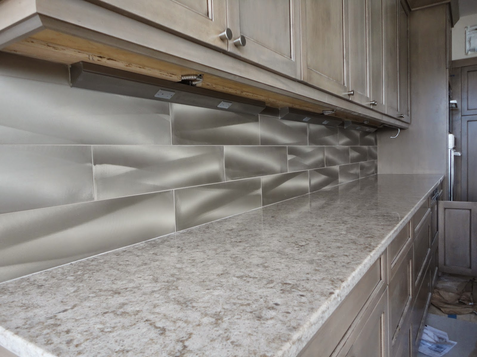 Kitchen Backsplash Tile Installation Part - 31: Before Having A Tile Contractor Install These Tile Make Sure To Check Their  Qualifications And References Because A Mistake Could Become Very Costly  Due To ...