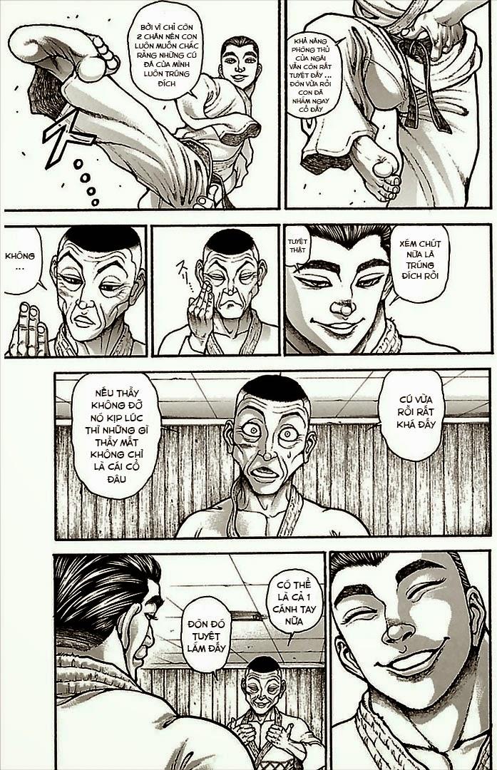 Baki Dou chap 6 Trang 11