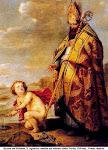 Sant'Agostino le opere
