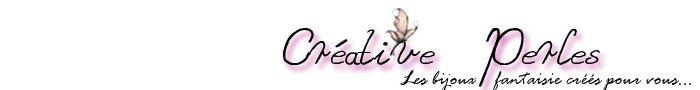 Le blog des bijoux fantaisie de Créative Perles
