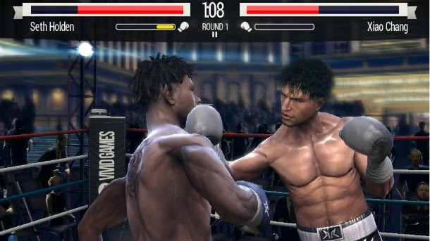 Game Real Boxing Full