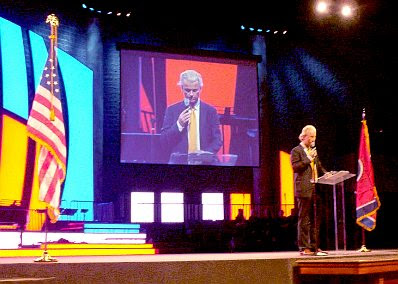Geert Wilders in Nashville #1