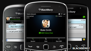 Until now the BBM app had been limited to Blackberry's own devices