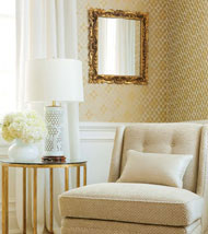 Novia: Metallic Gold wallpaper pattern# T1859
