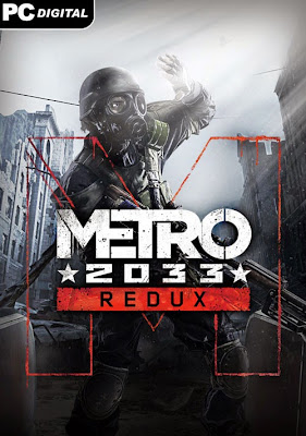 Download - Jogo Metro.2033.Redux-CODEX PC (2014)