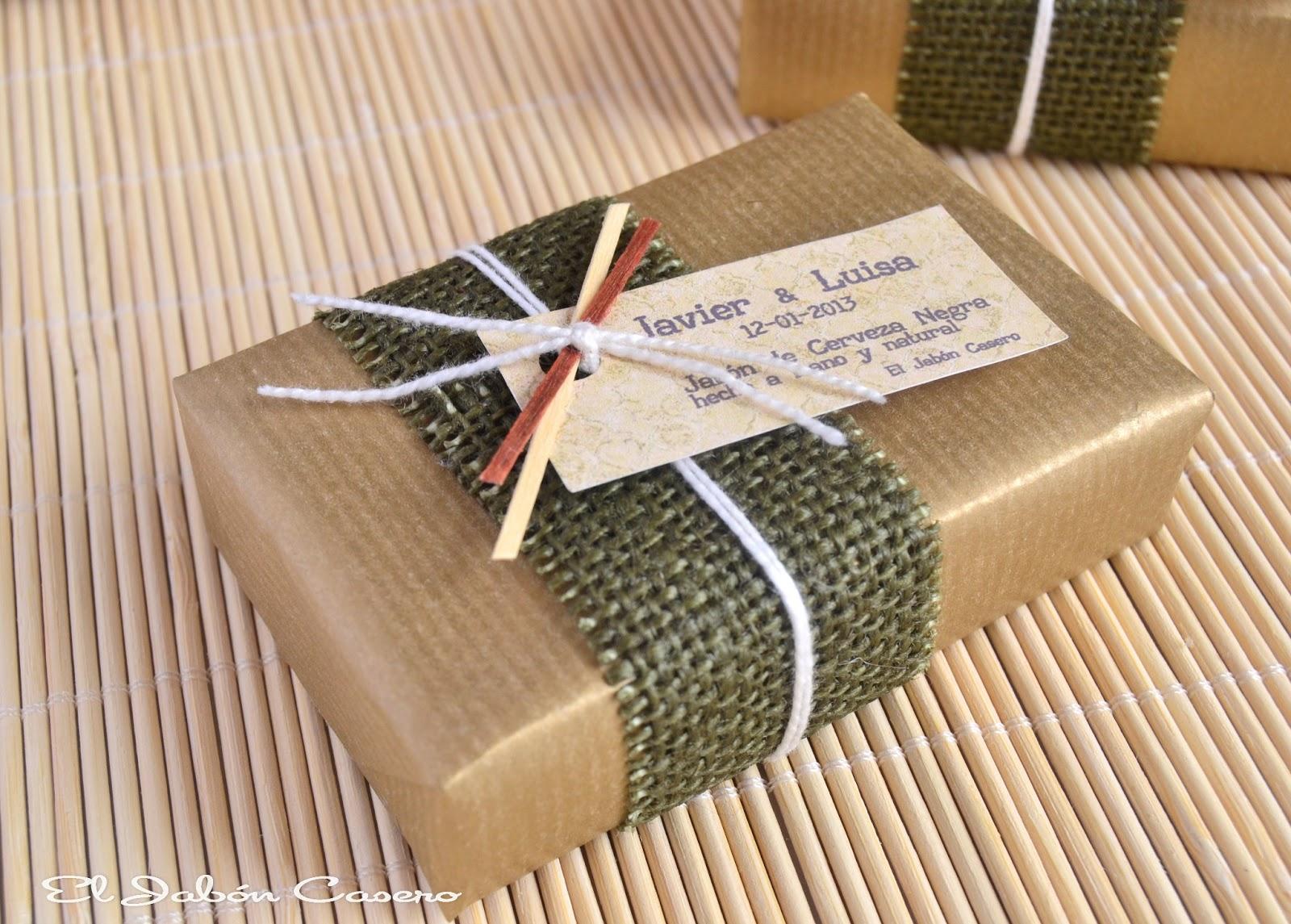 El jab n casero enero 2013 for Detalles de boda para hombres
