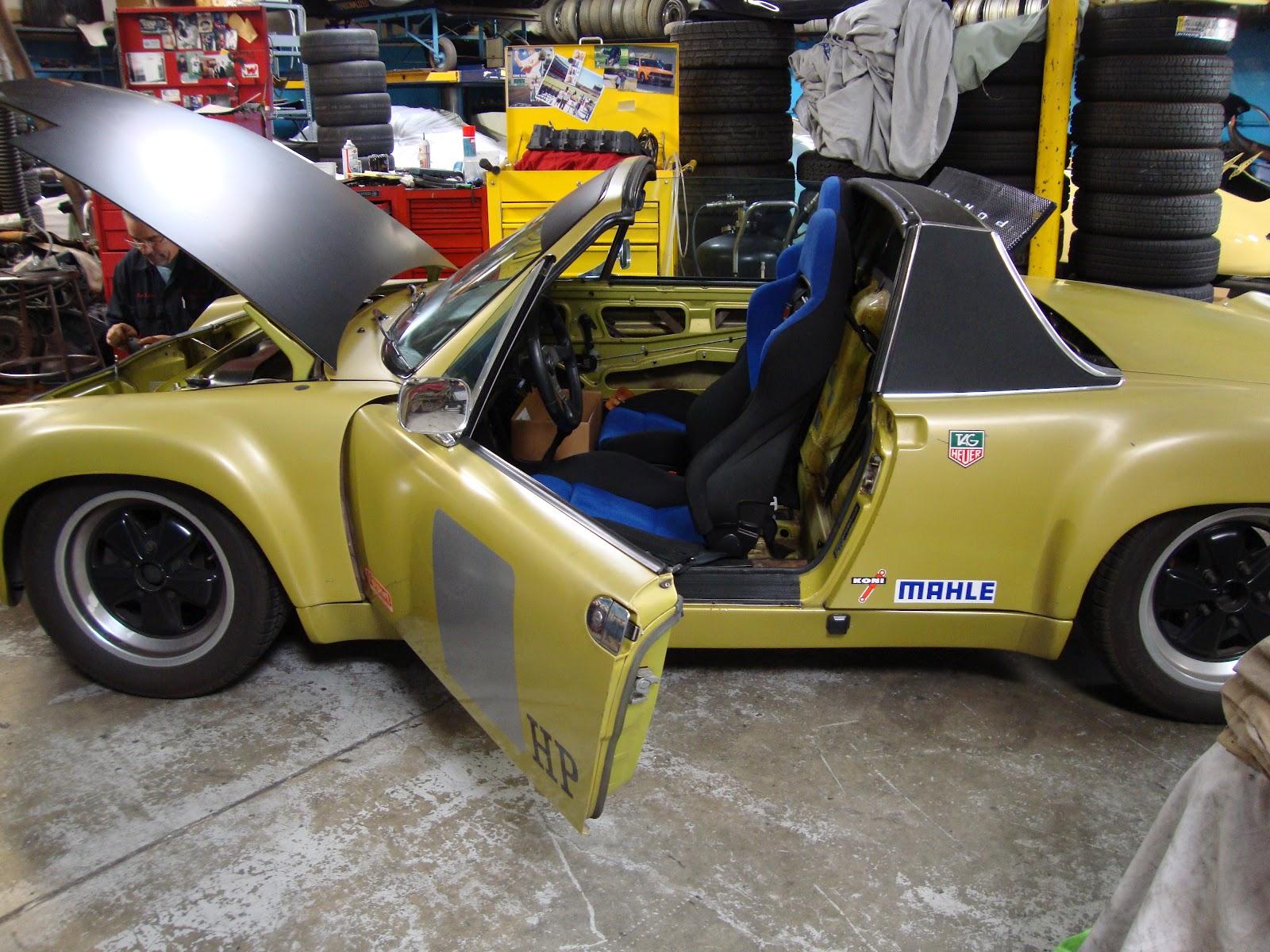 Personalized Autohaus/Wayne Baker Racing: Porsche 914/6 ...
