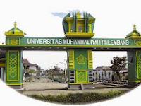PMB Universitas Muhammadiyah Palembang 2014/2015
