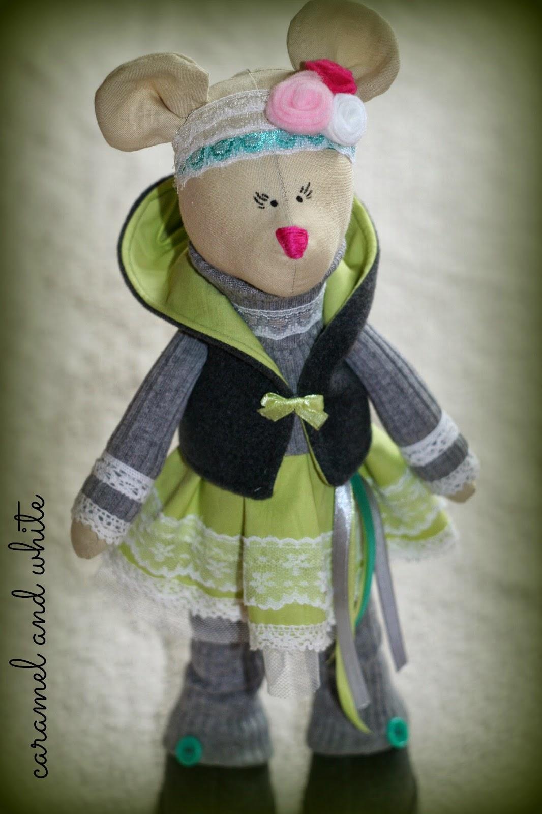 Lalka. Mysz w Zielonej Postaci.