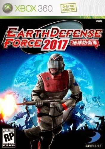 Earth Defense Force 2017 – XBox 360