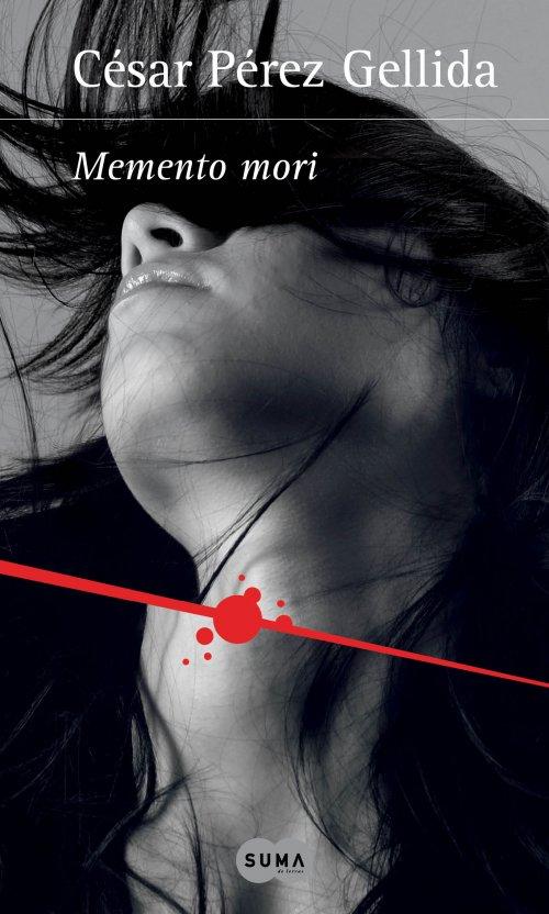 Memento mori - César Pérez Gallida novela negra sol ex libris