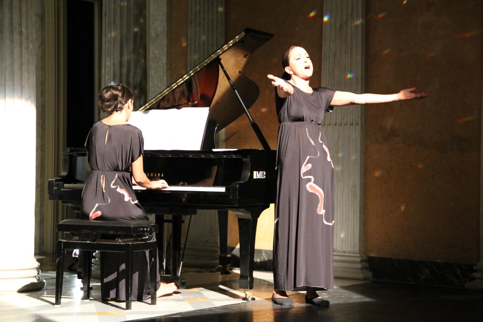 Casta diva al teatro italia roma spettacolo - Canta casta diva ...