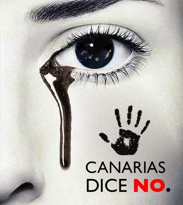Canarias dice NO