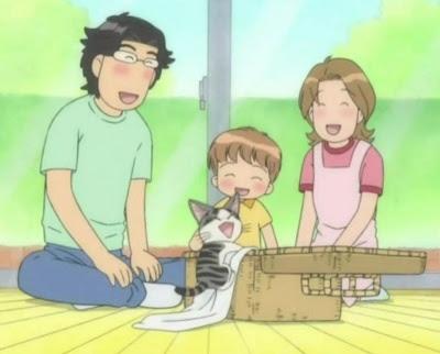 Chi's Sweet Home - Atarashii Ouchi affiche