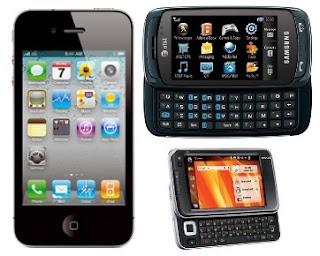 ponsel terlaris didunia