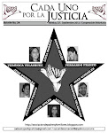 BOLETÍN CADA UNO POR LA JUSTICIA           No. 34/ SEPTIEMBRE 2012