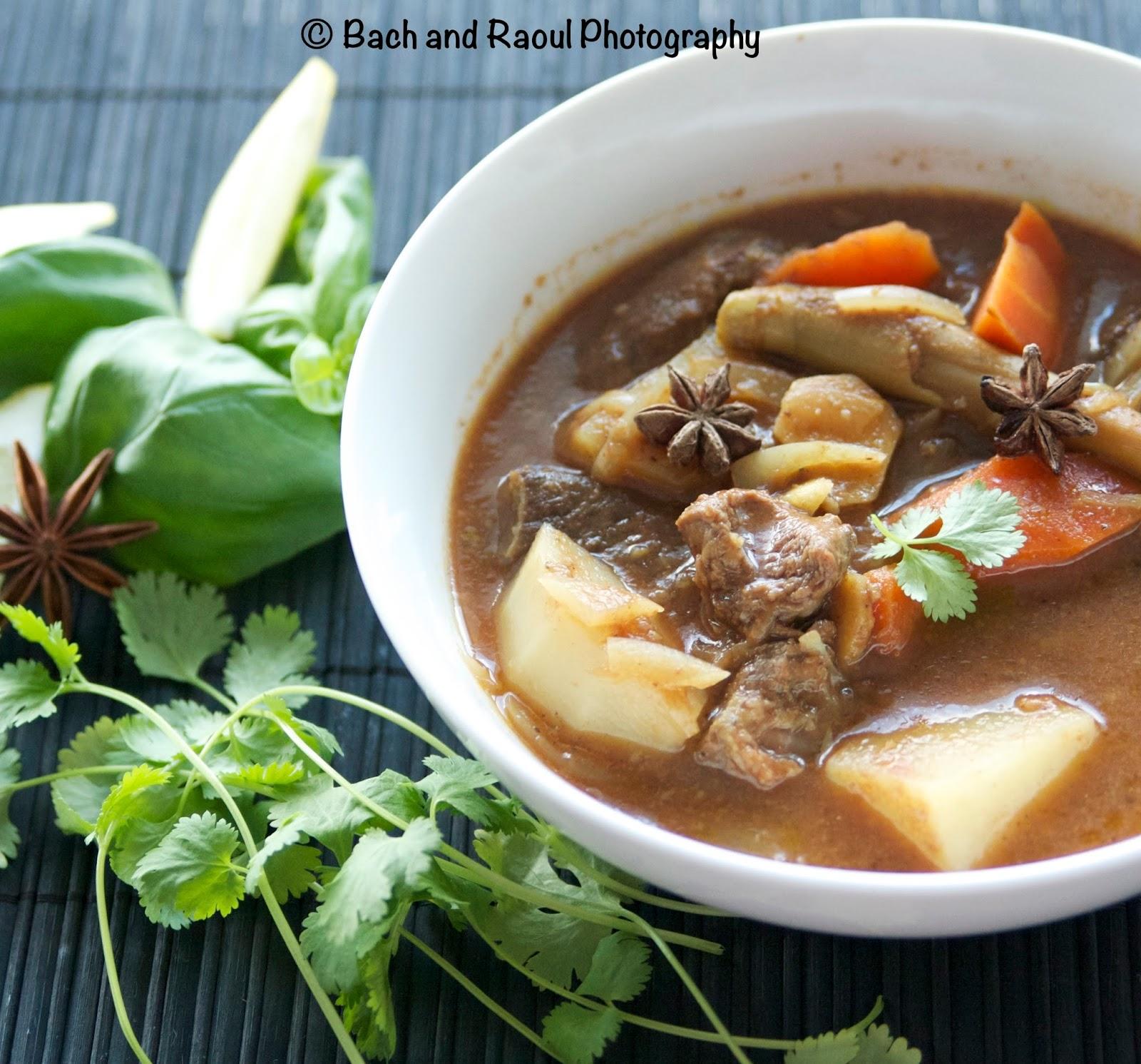 Bo Kho - Spicy Vietnamese Beef Stew