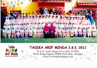 ARIFMINDA family 2011 #3