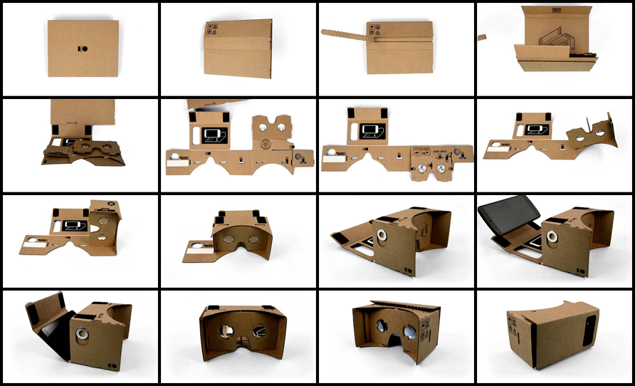 Google Cardboard 1