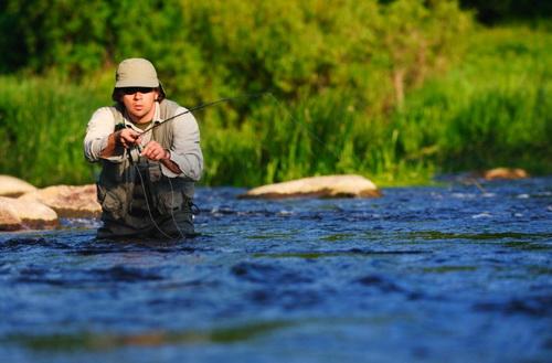 Рыбалка для здоровья, здоровый образ жизни и рыбалка