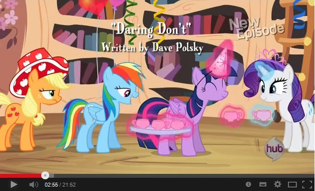 My Little Pony: Friendship is Magic - Daring Don't