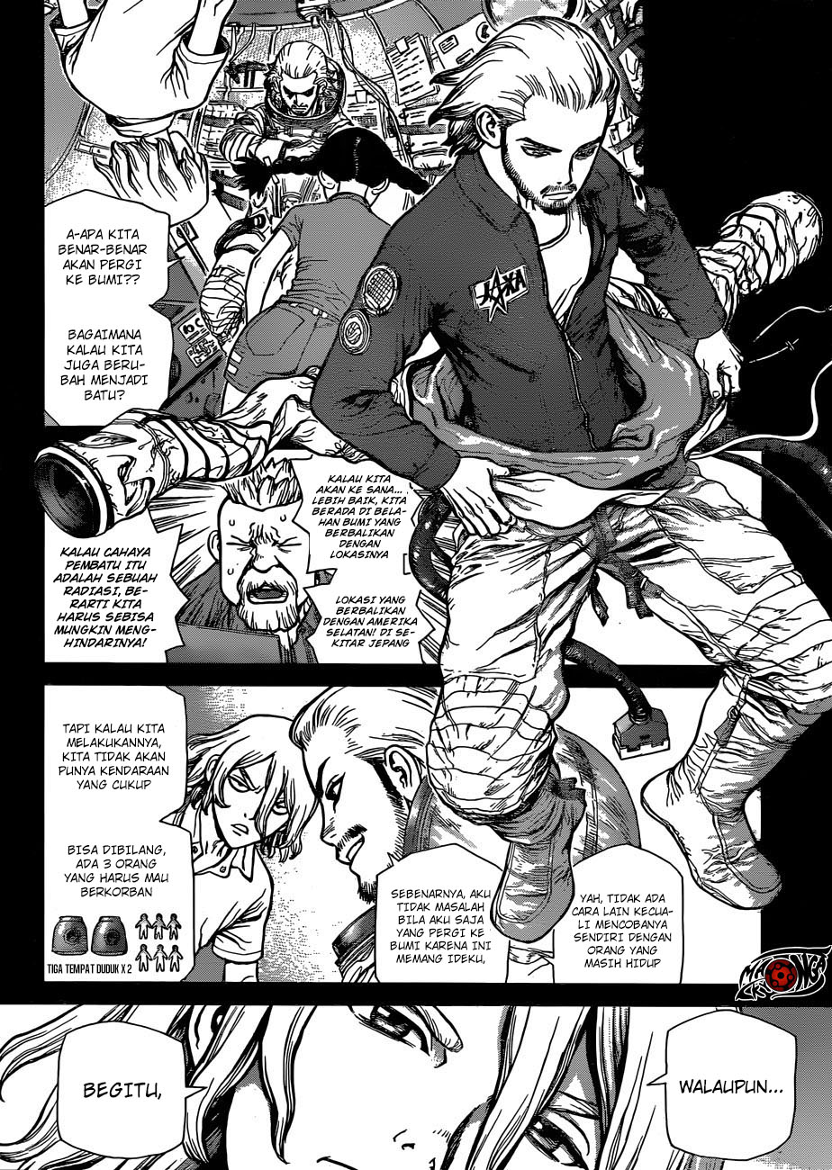 Dr. Stone Chapter 44-3