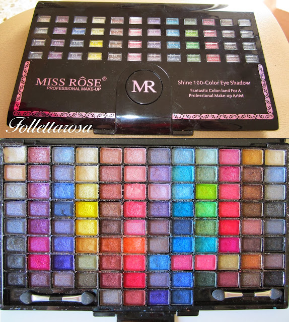 miss rose make up